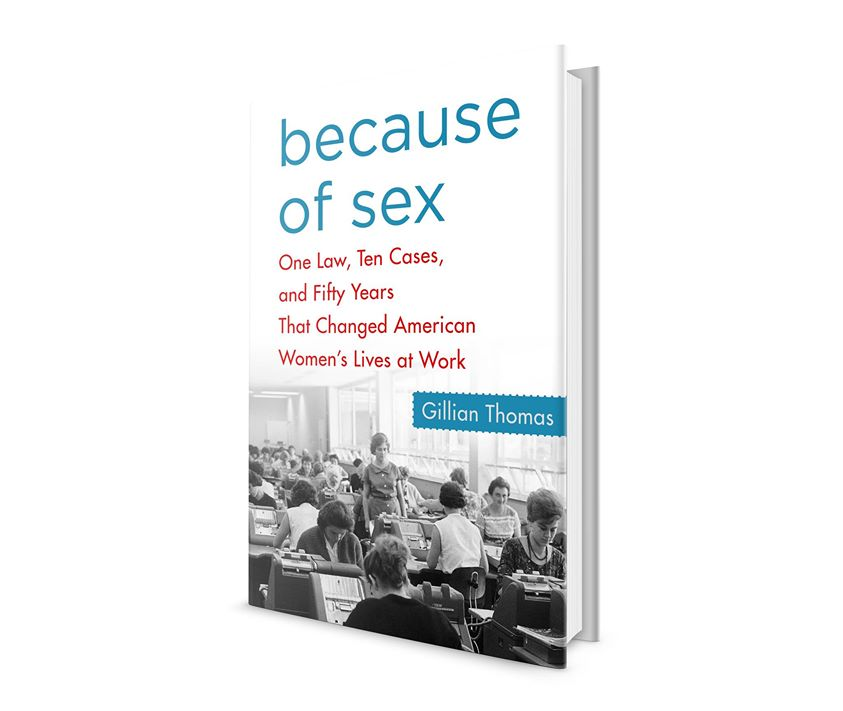 Because of Sex Book Cover